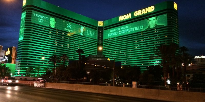 Las Vegas BHPH Conference Location: MGM Grand